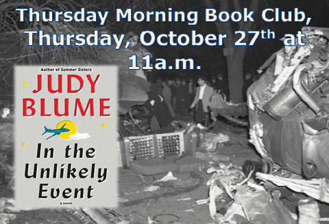 October Thursday Morning Book Club