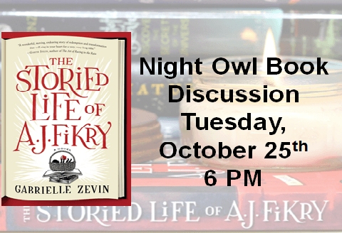 October Night Owls Bookclub