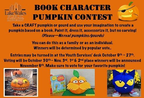 pumpkin contest 2017