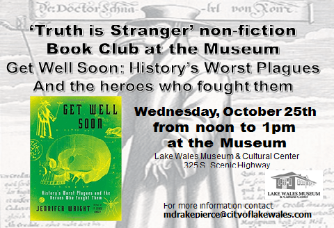 October Museum Book Club