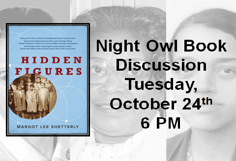 October Night Owl Book Discussion
