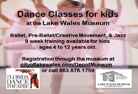 Museum dance classes