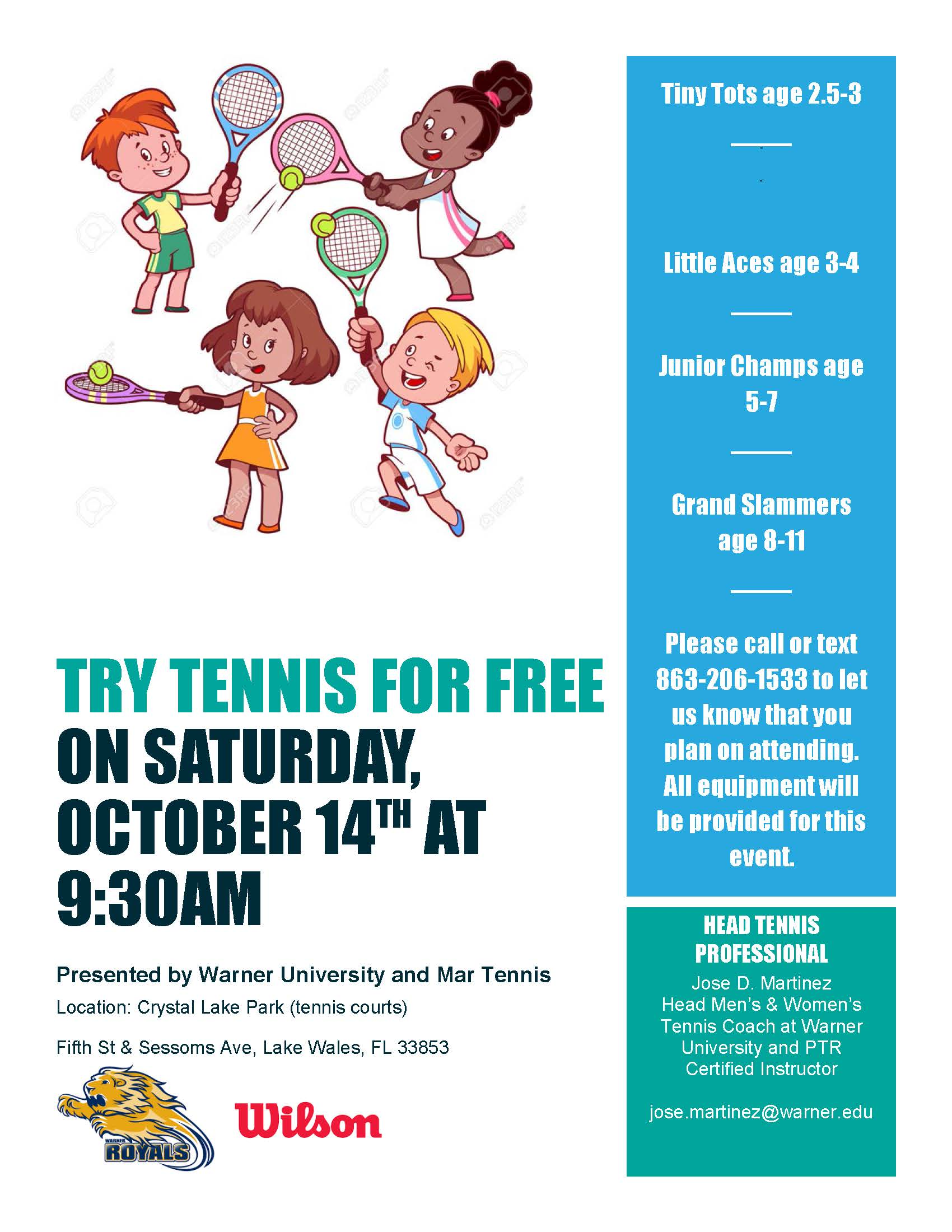 tennis flyer for kids (2)