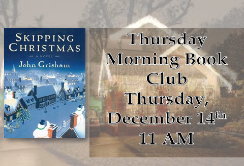 December Thursday Morning Book Club