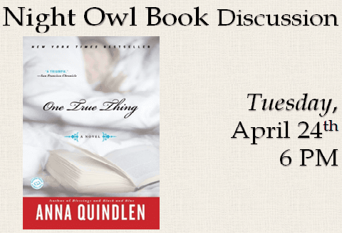 April Night Owls