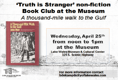 April Museum Book Club