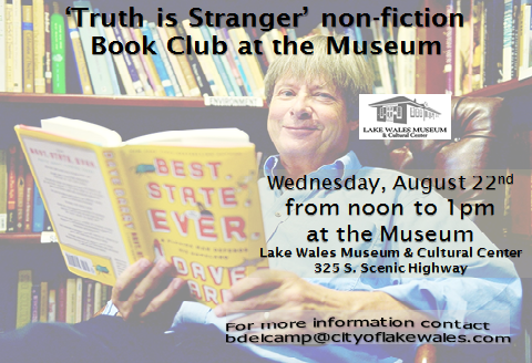 August Museum Book Club 2018b