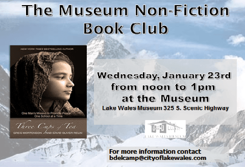 January 2019 Museum Book Club
