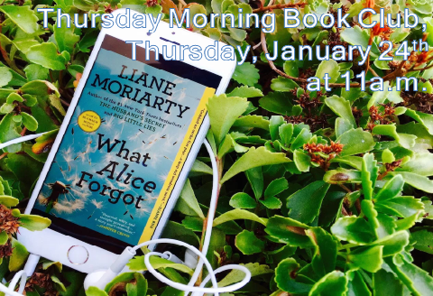 January 2019 Thursday Morning Book Club