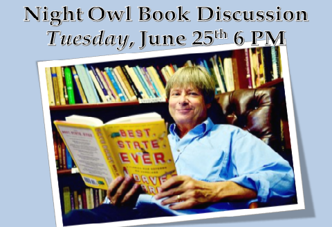 June Night Owls Book Discussion