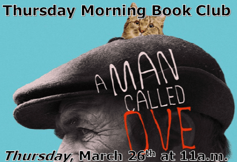 March Thursday Morning book club