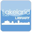 City of Lakeland, Florida Library Logo