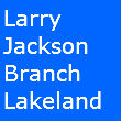 Larry Jackson Branch Lakeland Logo