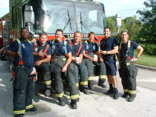 Druid Circle House Fire Crew
