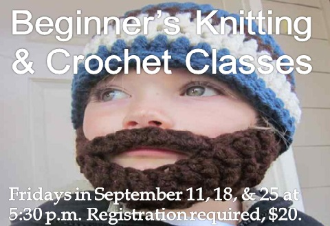 Knitting Classes