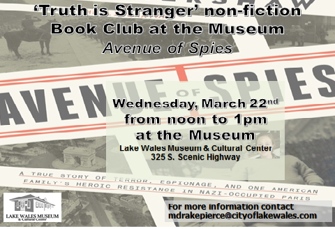 March Museum Book Club